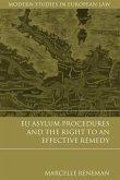 EU Asylum Procedures and the Right to an Effective Remedy (eBook, ePUB)