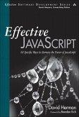 Effective JavaScript (eBook, PDF)