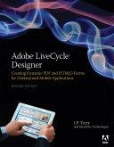 Adobe LiveCycle Designer, Second Edition (eBook, PDF)