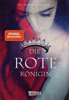 Die rote Königin / Die Farben des Blutes Bd.1 (eBook, ePUB) - Aveyard, Victoria