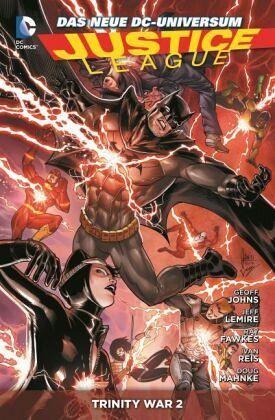 Buch-Reihe Justice League - Die Liga der Gerechten