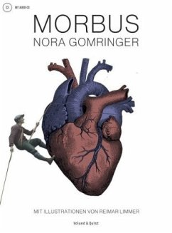 Morbus, m. Audio-CD - Gomringer, Nora