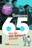 Geboren 1965 - Das Multimedia Buch