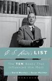 C. S. Lewis's List