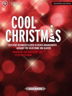 Cool Christmas, für Solostimme und Klavier