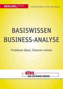 Basiswissen Business-Analyse - Gerstbach, Ingrid; Gerstbach, Peter