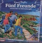 Fünf Freunde auf dem Pfad der Küstenschmuggler / Fünf Freunde Bd.110 (1 Audio-CD)