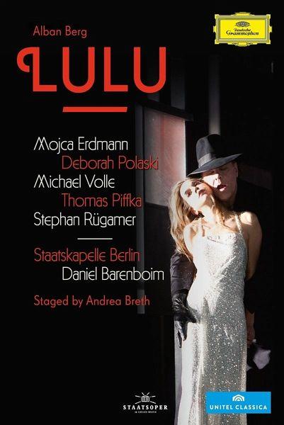 Berg, Alban - Lulu - Erdmann/Barenboim/Staatskapelle Berlin/+