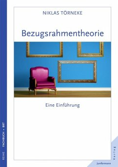 Bezugsrahmentheorie (eBook, PDF) - Törneke, Niklas