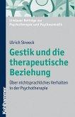 Gestik und die therapeutische Beziehung (eBook, ePUB)