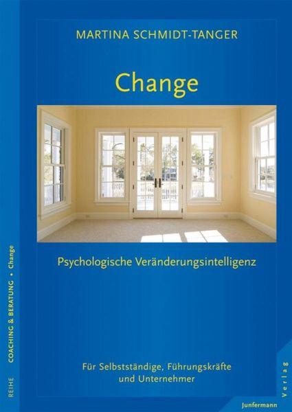 Change - Raum für Veränderung (eBook, PDF) - Schmidt-Tanger, Martina
