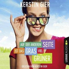 Auf der anderen Seite ist das Gras viel grüner (ungekürzt) (MP3-Download) - Gier, Kerstin