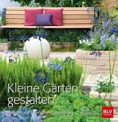 Kleine Gärten gestalten - Christmann, Andrea