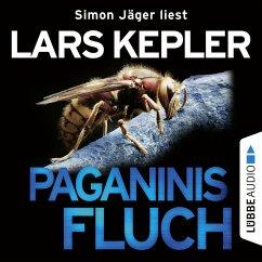 Paganinis Fluch / Kommissar Linna Bd.2 (Ungekürzt) (MP3-Download) - Kepler, Lars