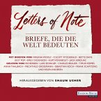 Letters of Note - Briefe, die die Welt bedeuten (MP3-Download)