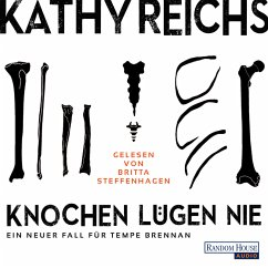 Knochen lügen nie / Tempe Brennan Bd.17 (MP3-Download) - Reichs, Kathy
