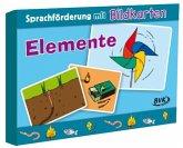 Sprachförderung mit Bildkarten Elemente