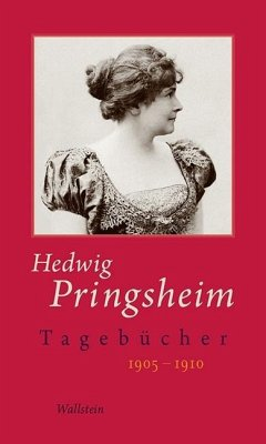 Tagebücher 04 - Pringsheim, Hedwig Pringsheim, Hedwig