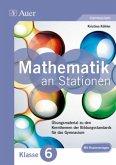 Mathe an Stationen, Klasse 6 Gymnasium