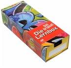 Die Lernbox (DIN A8) - Design: Graffiti