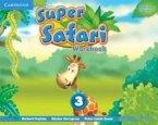 Super Safari American English Level 3 Workbook
