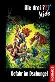 Gefahr im Dschungel / Die drei Fragezeichen-Kids Bd.62