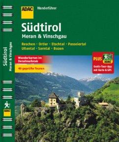 ADAC Wanderführer Südtirol, Meran & Vinschgau p...