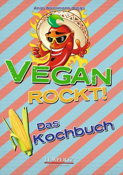 Vegan rockt! Das Kochbuch (eBook, ePUB)