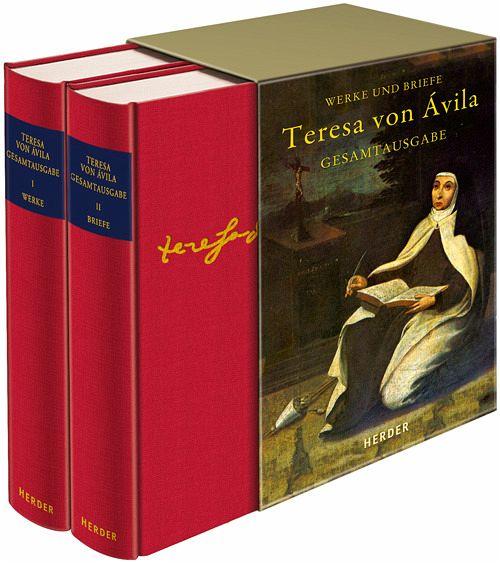 Werke und briefe von teresa von vila fachbuch - Teresa von avila zitate ...