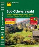 ADAC Wanderführer Süd-Schwarzwald plus Gratis Tour App