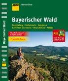 ADAC Wanderführer Bayerischer Wald plus Gratis Tour App