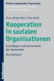Kooperation in sozialen Organisationen (eBook, ePUB)
