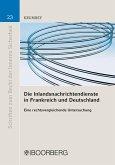 Die Inlandsnachrichtendienste in Frankreich und Deutschland (eBook, ePUB)