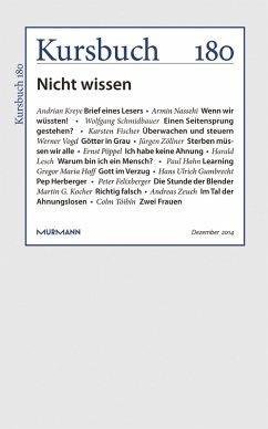 Kursbuch 180 (eBook, ePUB)