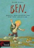 BEN. Schule, Schildkröten und weitere Abenteuer / BEN. Bd.2 (eBook, ePUB)