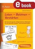 Loben - Belohnen - Verstärken (eBook, PDF)