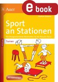 Sport an Stationen SPEZIAL Turnen 1-4 (eBook, PDF)
