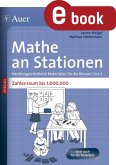 Mathe an Stationen SPEZIAL Zahlenraum bis 1000000 (eBook, PDF)