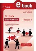 Deutsch kooperativ Klasse 6 (eBook, PDF)