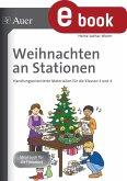 Weihnachten an Stationen 3-4 (eBook, PDF)