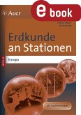 Erdkunde an Stationen Spezial Europa (eBook, PDF)