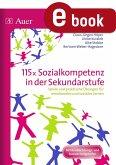 115x Sozialkompetenz in der Sekundarstufe (eBook, PDF)