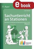 Sachunterricht an Stationen 2 Inklusion (eBook, PDF)
