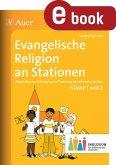 Evangelische Religion an Stationen 1-2 Inklusion (eBook, PDF)