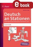 Deutsch an Stationen Spezial Grammatik 1-2 (eBook, PDF)