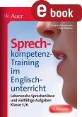 Sprechkompetenz-Training im Englischunterricht 5-6 (eBook, PDF)