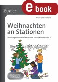 Weihnachten an Stationen 1-2 (eBook, PDF)