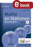 Mathe an Stationen 6 Inklusion (eBook, PDF)