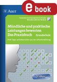 Mündliche und praktische Leistungen bewerten GS (eBook, PDF)