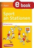 Sport an Stationen Spezial Ballsportarten 1-4 (eBook, PDF)